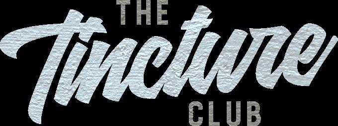 the tincture club logo